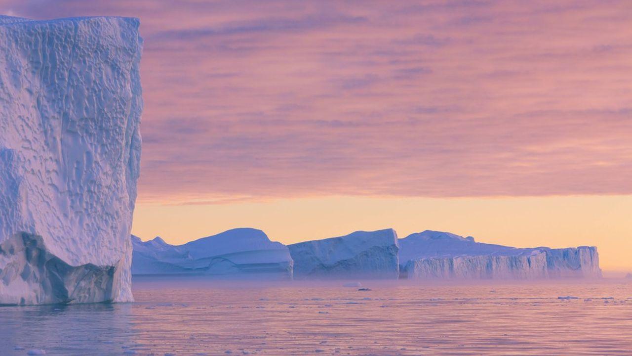 Le Groenland, un territoire qui fait l'objet de nombreuses convoitises.