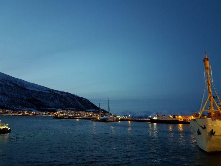 Tromsø, la grande ville la plus septentrionale du monde.