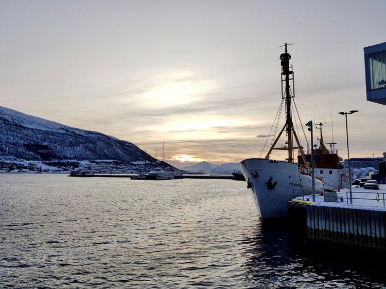 «Voulons-nous que l'océan Arctique se transforme en une nouvelle mer de Chine méridionale, faite de militarisation et de revendications territoriales concurrentes?», a déclaré le secrétaire d'Etat américain Mike Pompeo