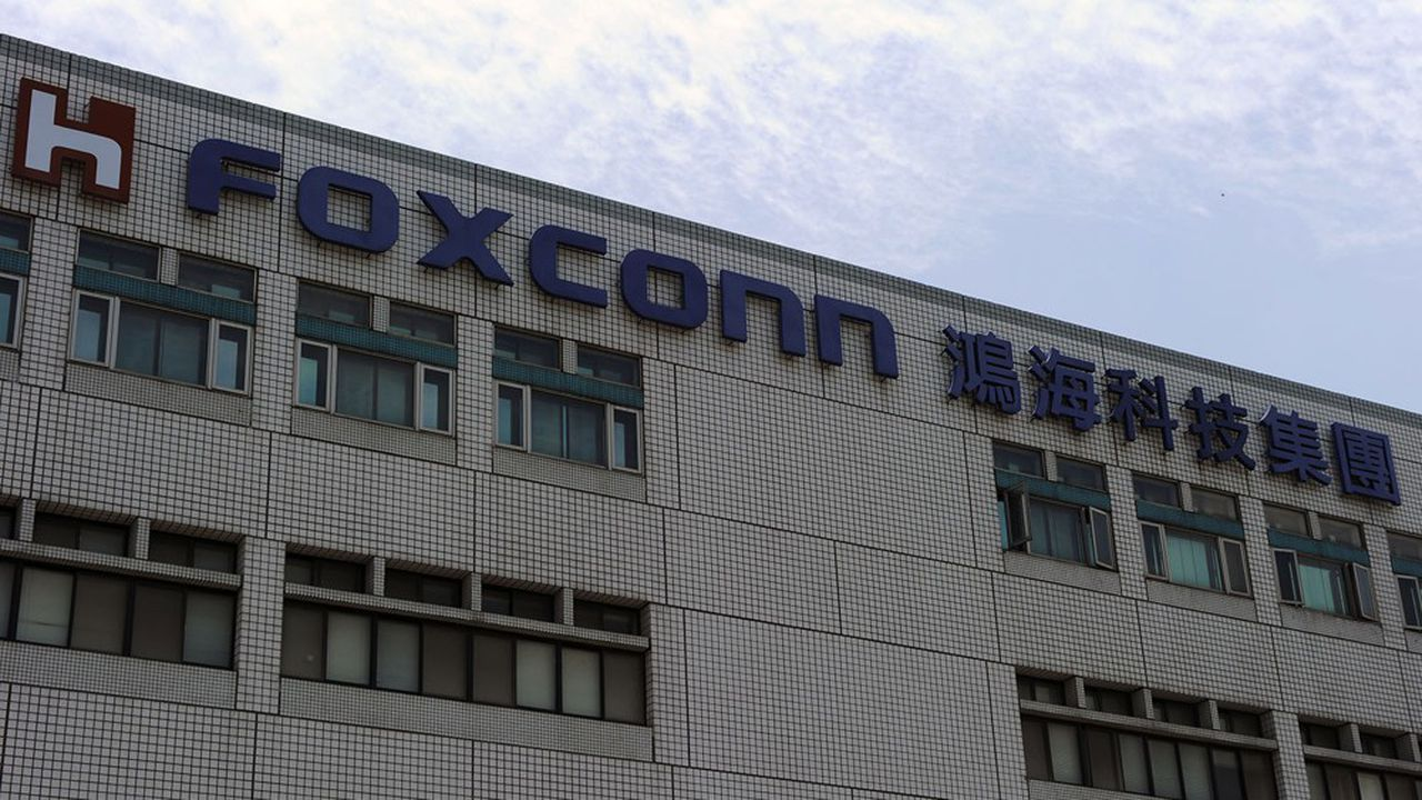 Foxconn touché à son tour par le coronavirus