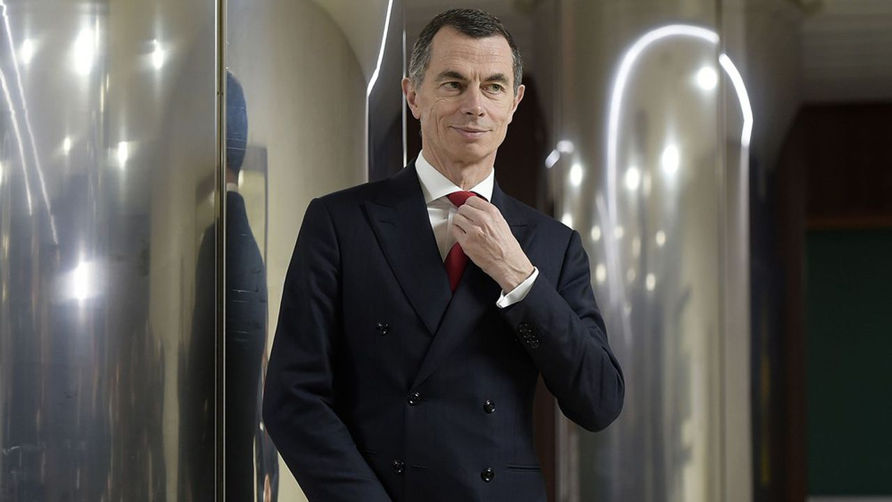 Appelé à la rescousse d'Unicredit en 2016, Jean-Pierre Mustier a réussi à redresser de façon spectaculaire la première banque italienne.
