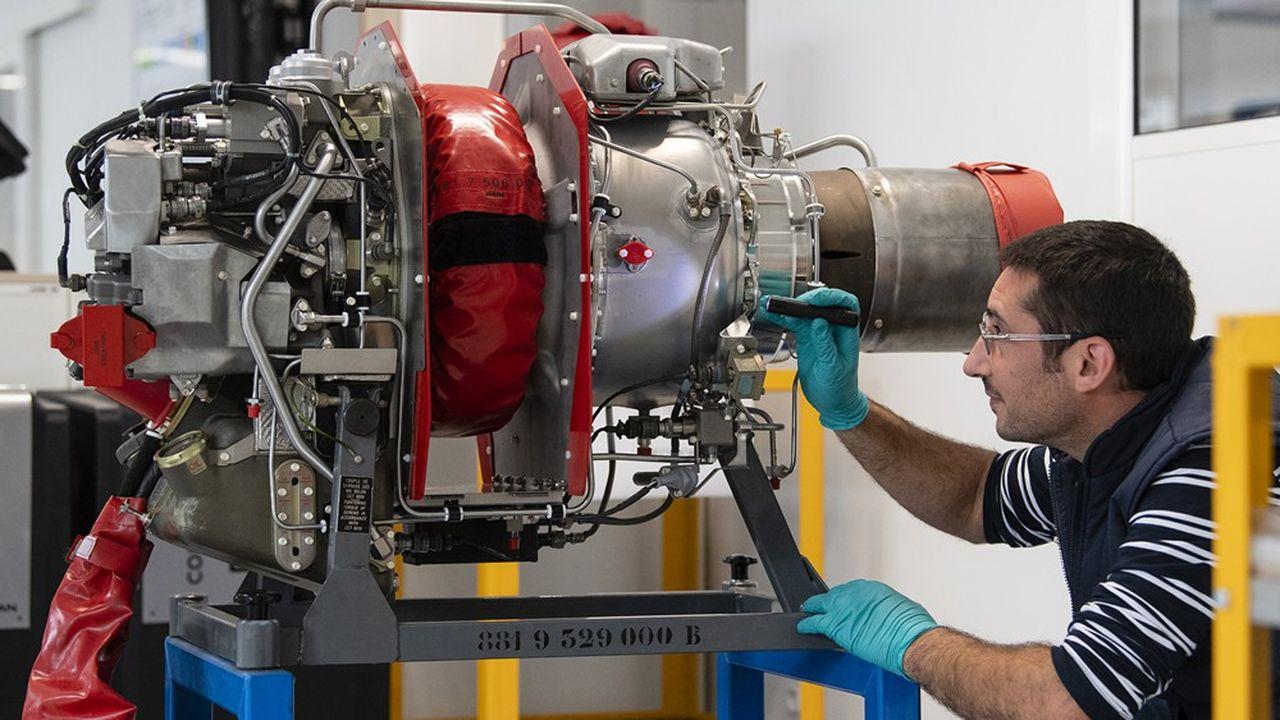 Safran Helicopter Engines est le leader des moteurs d'hélicoptère, avec 2.500 clients et 21.000 moteurs en service dans le monde.