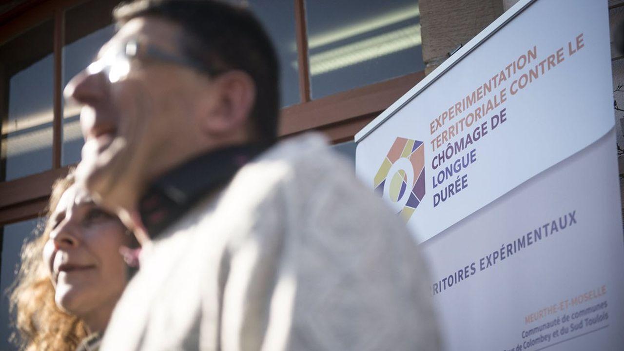 L'expérimentation Territoires zéro chômeurs de longue durée va être étendue en 2020 a annoncé le gouvernement.