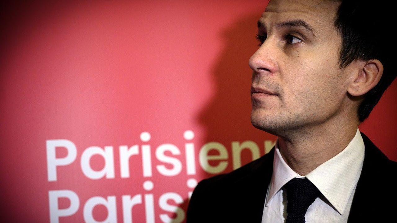 Gaspard Gantzer avait lancéle mouvement «Parisiennes, Parisiens» en juin2018.