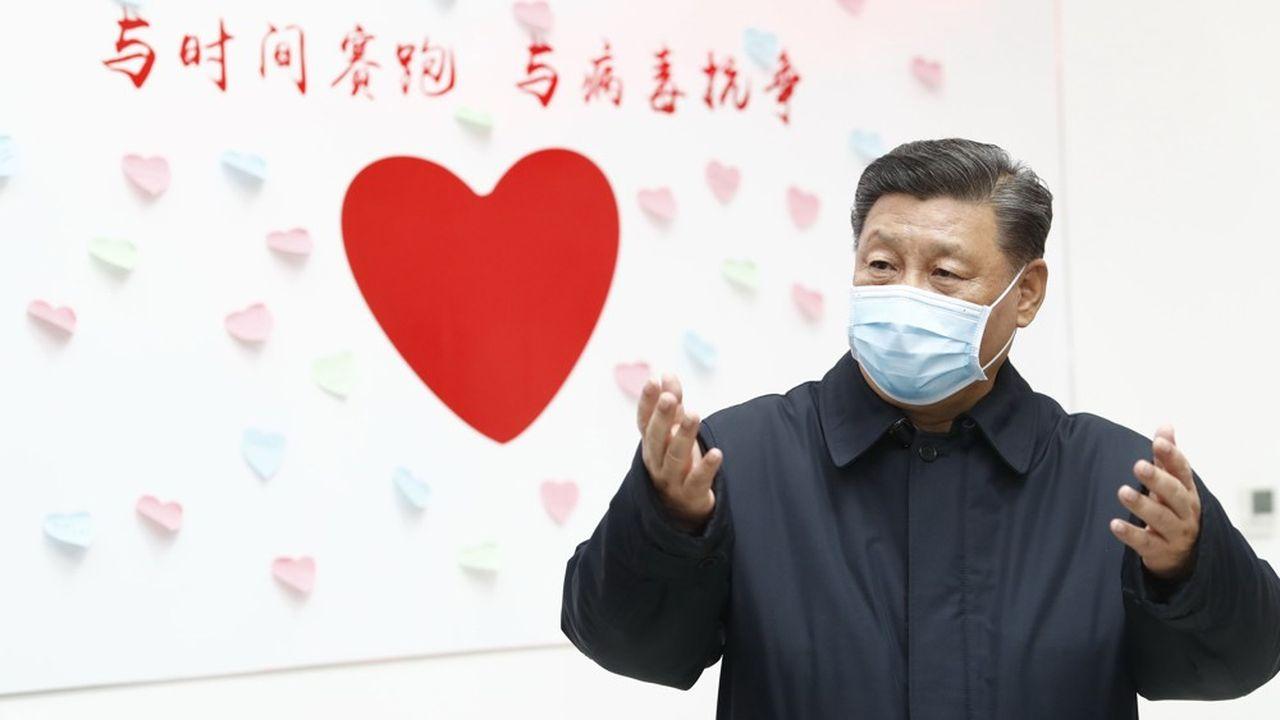 Coronavirus : En Chine, l'épidémie toujours « très difficile à maîtriser »