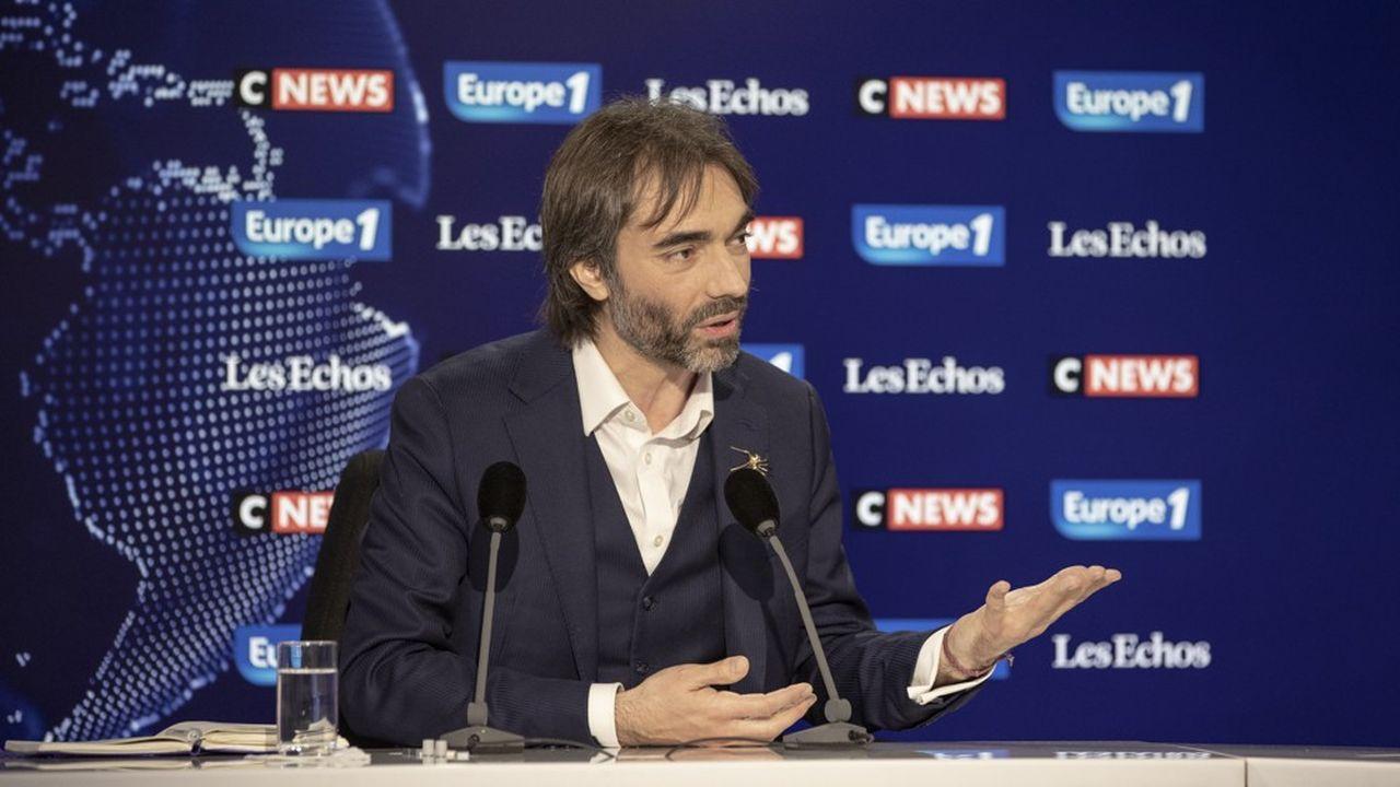 Cédric Villani, candidat à la mairie de Paris, était l'invité ce dimanche du Grand Rendez-vous, l'émission politique d'Europe 1 en partenariat avec CNews et «Les Echos».