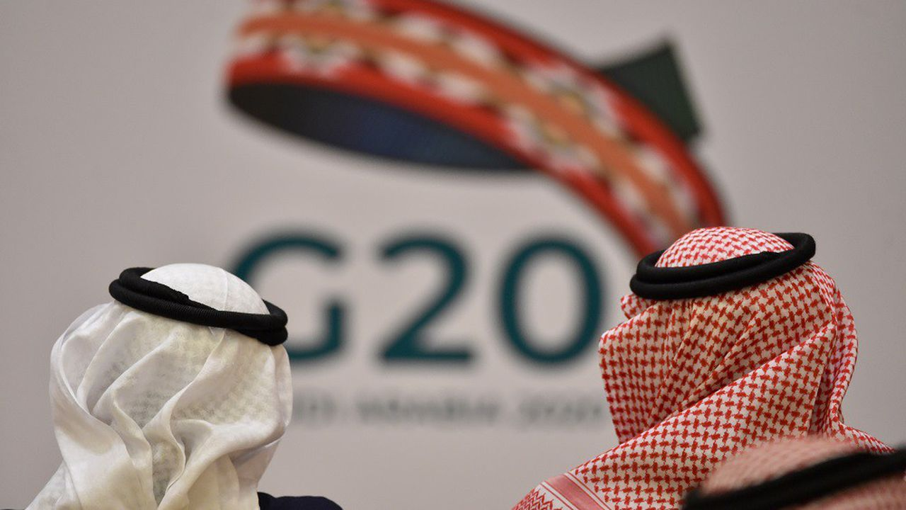 Lesministres des Finances et des banquiers centraux des pays du G20 se réunissaient ce week-end à Ryad.