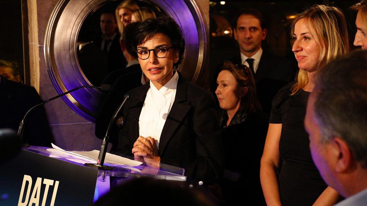 Rachida Dati souffre encore d'une image clivante, qui fait que 52% des Parisiens pensent qu'elle ferait un mauvais maire, selon Ipsos.