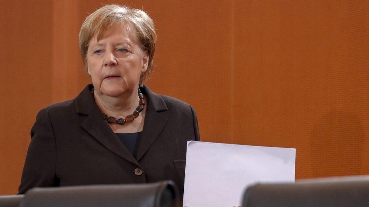 Angela Merkel quittera le pouvoir en septembre2021.