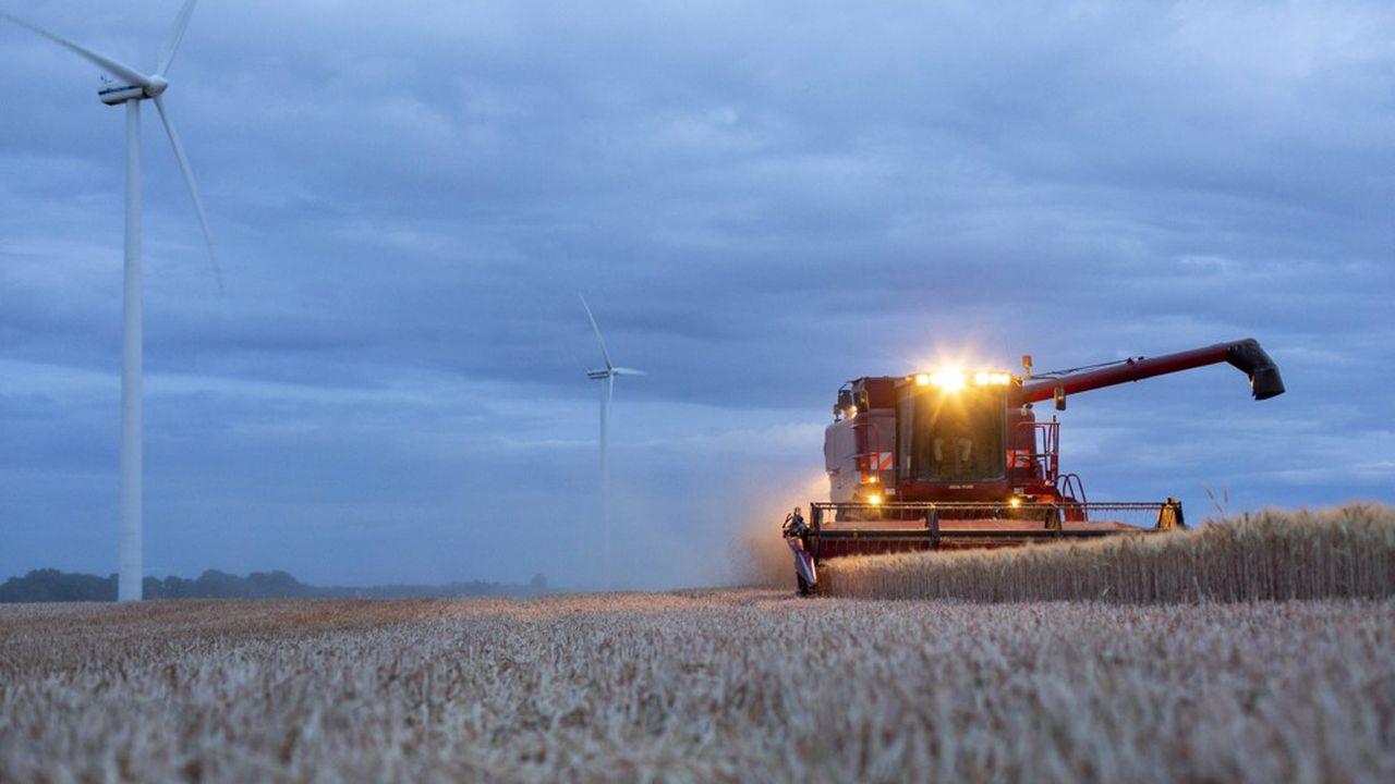 Le nombre d'emplois non couverts dans l'agriculture serait de 70.000 au moment de pleine production de l'année.