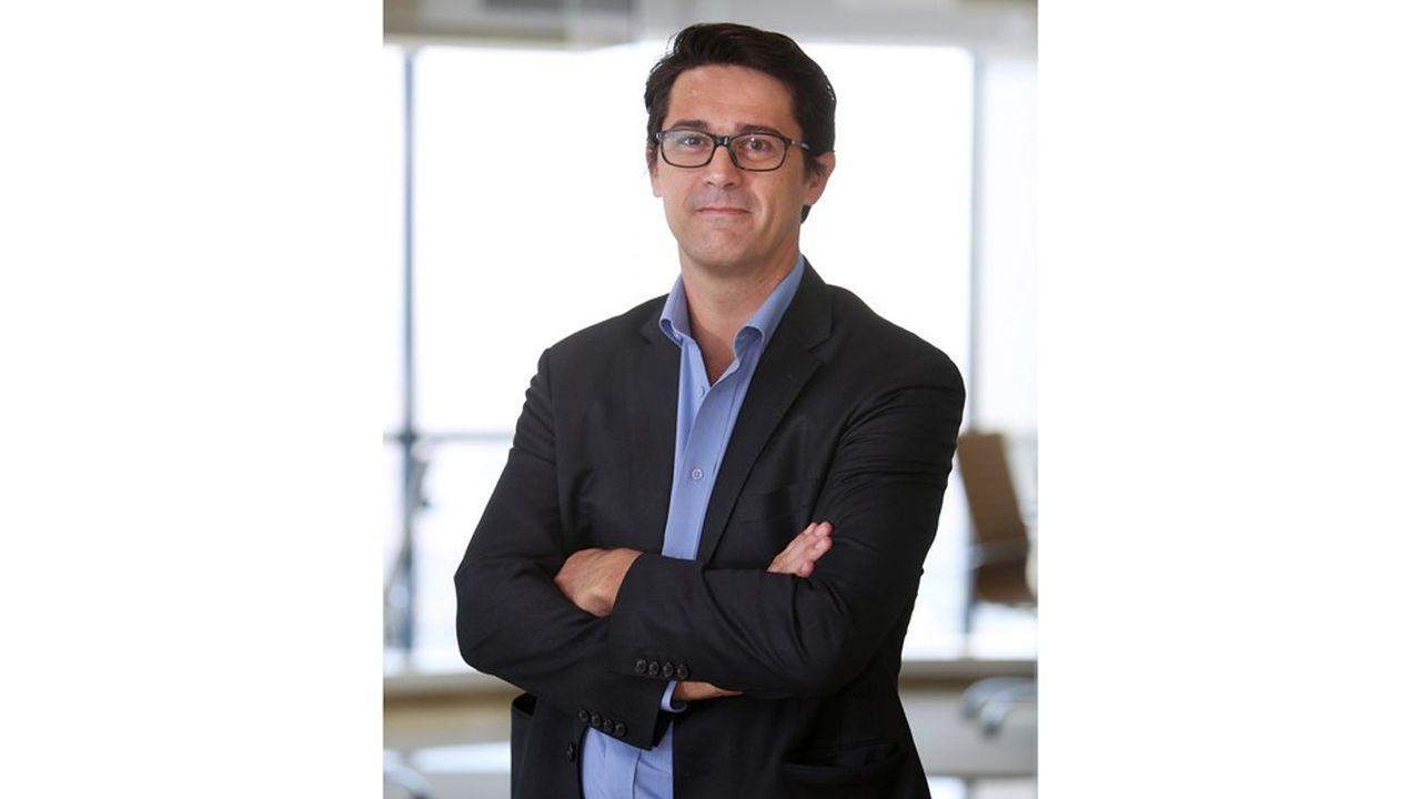 Gaël Marronnier, le nouveau PDG de la société toulousaine CTAC-Tech.