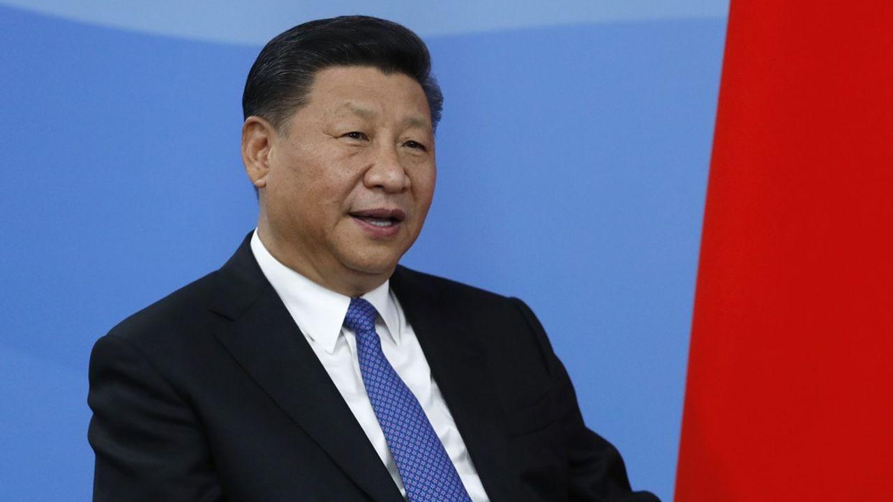 En raison du coronavirus, le président chinois a dû accepter le report de la session annuelle du Parlement, qui devait s'ouvrir le 5 mars, une première pour le régime communiste.