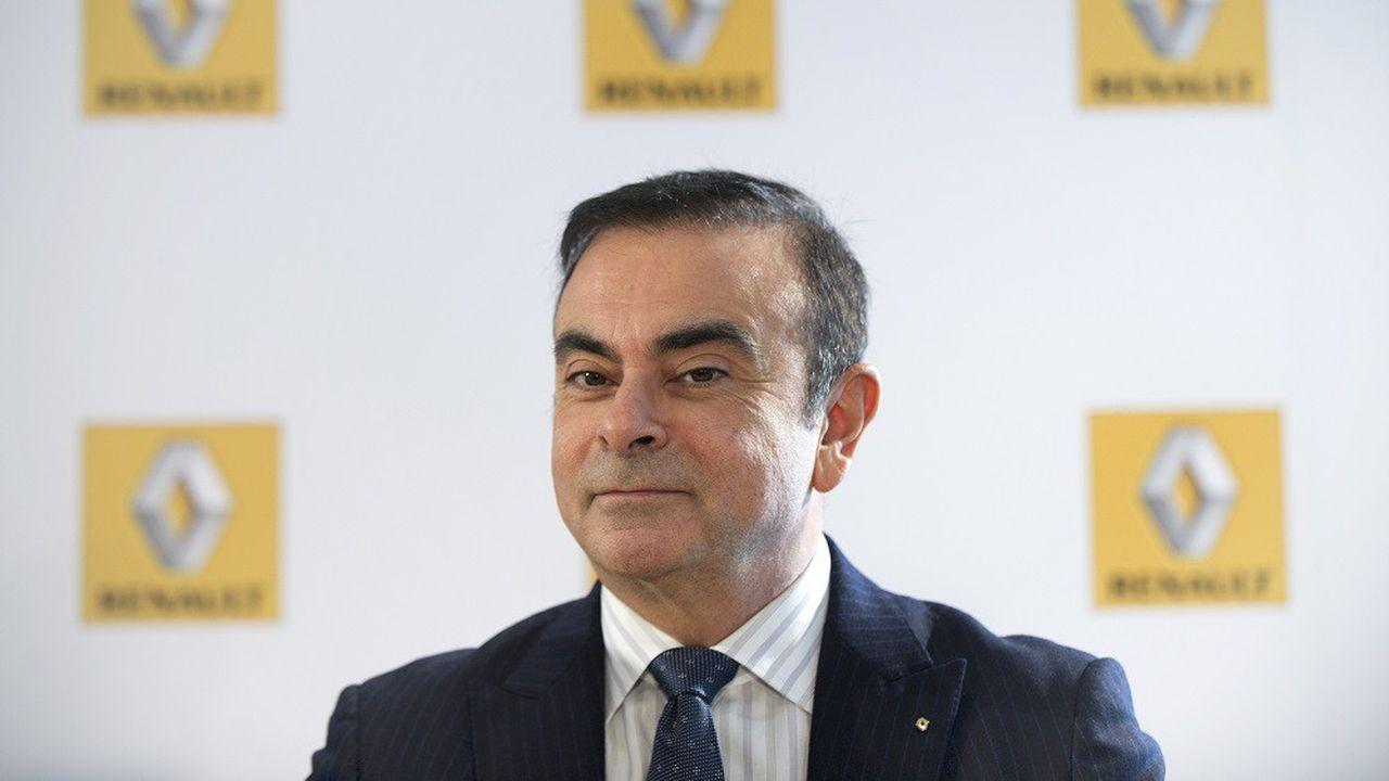 Face aux accusations, Carlos Ghosn a maintenu que la soirée au château de Versailles était à but strictement professionnel