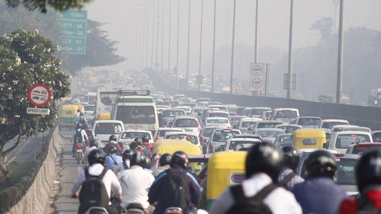 Delhi, la capitale de l'Inde continue de figurer en tête des classements des villes les plus polluées du monde.Mais la plupart des autres capitales d'Asie ne sont pas dans une situation beaucoup plus enviable.