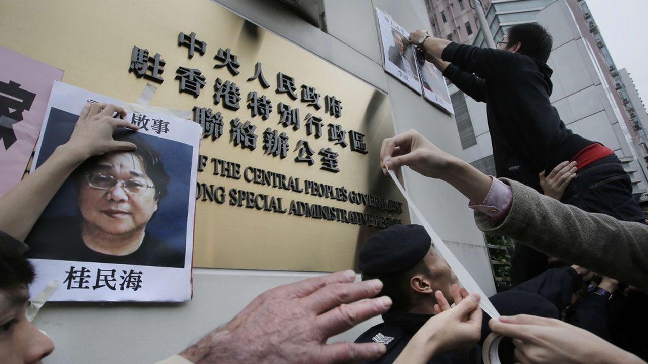 L'entourage de l'éditeur dénonce des poursuites à caractère politique. Le sort de Gui Minhai est au centre de vives tensions diplomatiques entre Pékin et Stockholm.