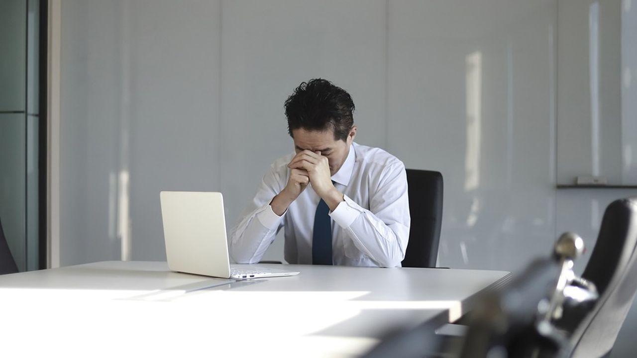 « Entreprendre sans s'épuiser est le véritable défi santé des chefs d'entreprise », martèle Olivier Torrès.