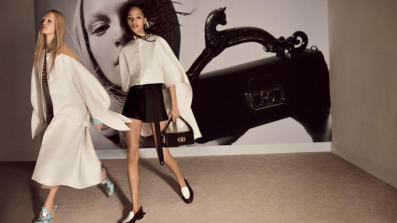 L'an dernier, le nouveau PDG de Lanvin a recruté un jeune designer, Bruno Sialelli (32 ans), venu de chez Loewe après des passages chez Balenciaga et Paco Rabanne.