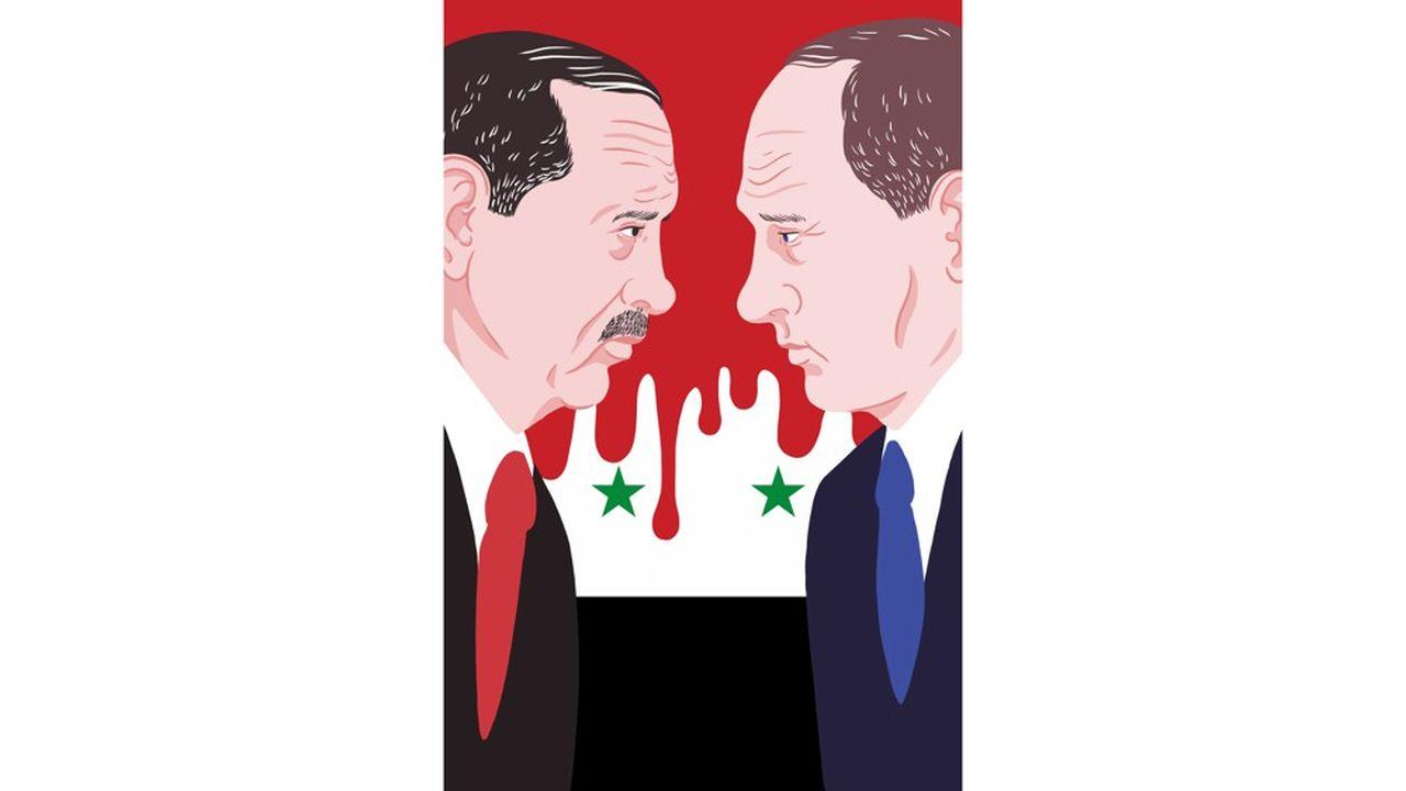 29 soldats turcs tués, Ankara frappe des cibles du régime — Syrie