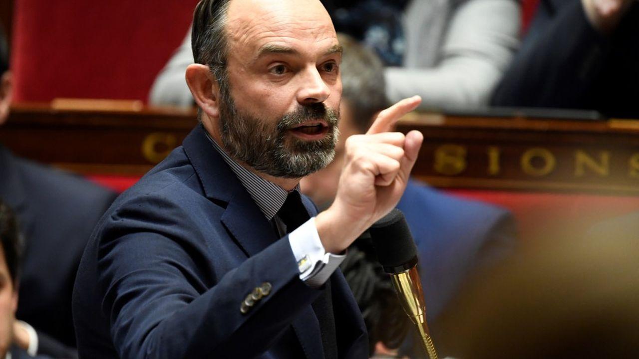 Le Premier ministre Edouard Philippe a exhorté les députés de la majorité à«tenir» encore«pendant quelques jours» l'examen du texte à l'Assemblée nationale.