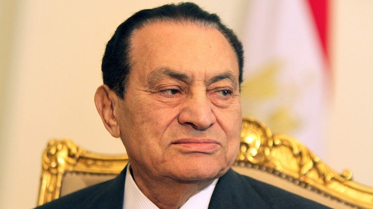 L'ancien dirigeant égyptien Hosni Mubarak est mort à l'âge de 91 ans.