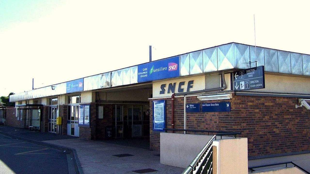 Gare de Villepreux-Les Clayes