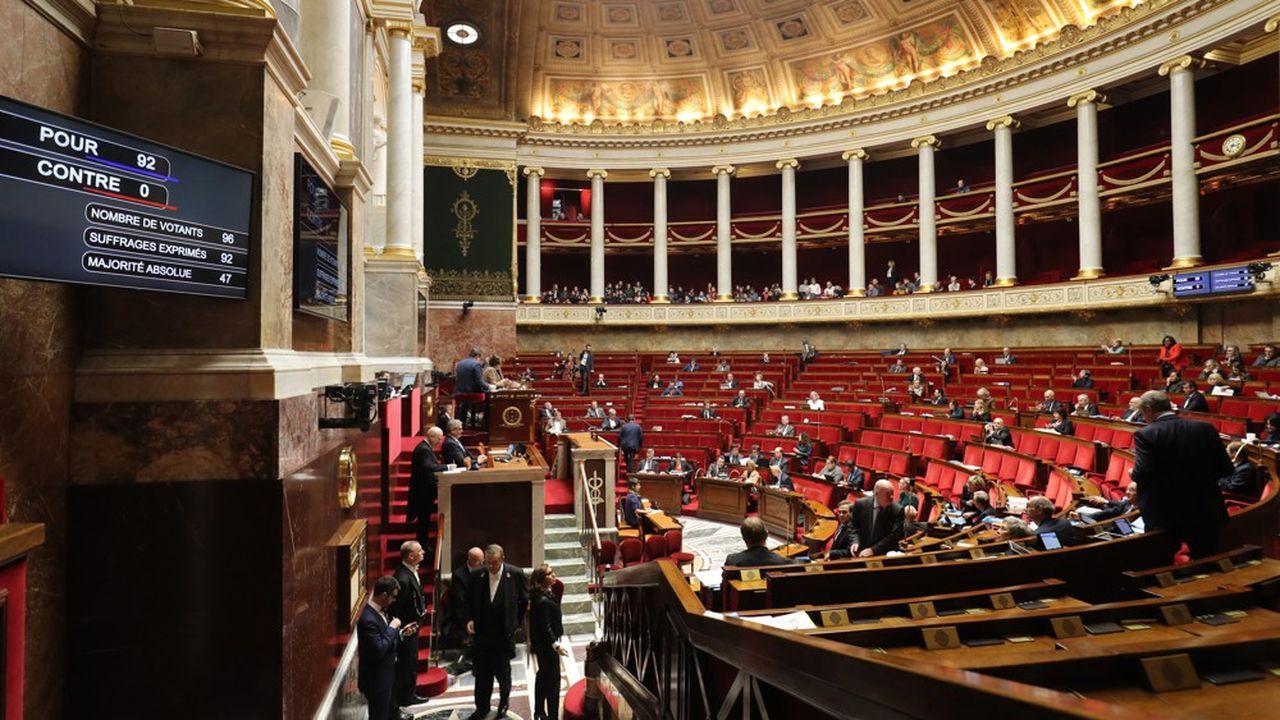 L'examen du projet de réforme des retraites qui a démarré à l'Assemblée nationale lundi 18février doit normalement s'achever le 3mars.
