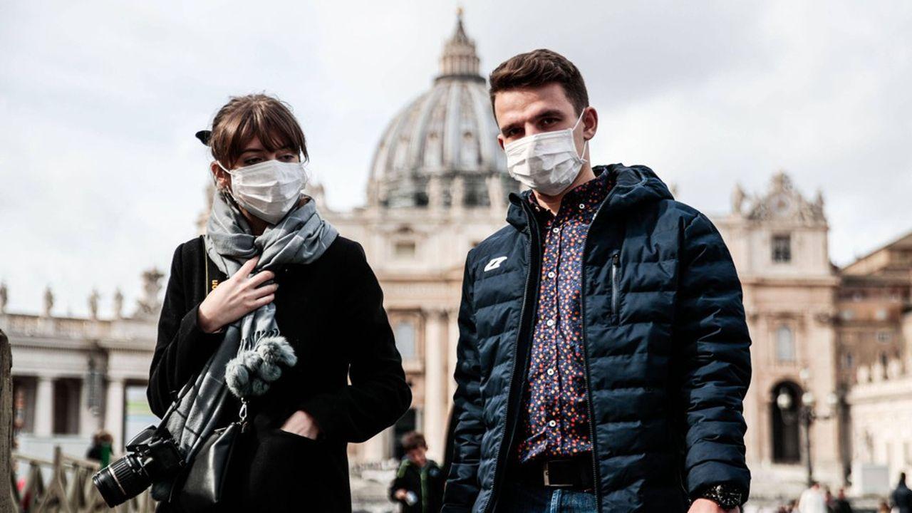 Coronavirus : les demandes d'annulation de voyage en Italie se multiplient