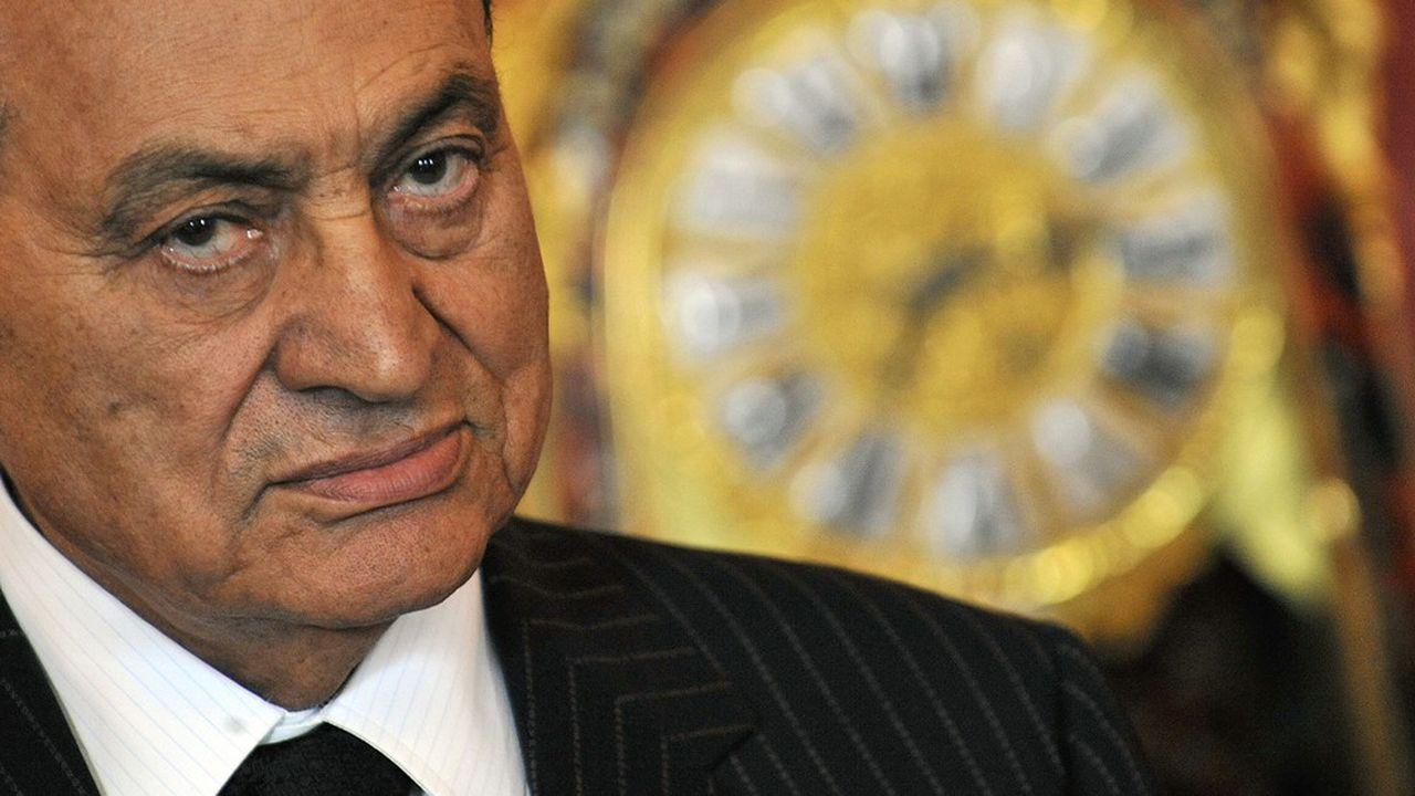 Disparation : Hosni Moubarak, l'ancien pharaon