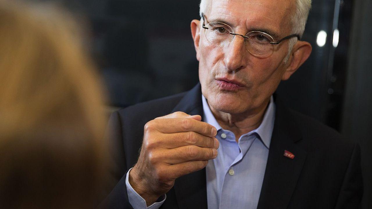Guillaume Pepy, ex-patron de la SNCF.