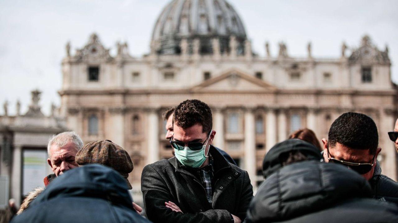 L'Italie est, après la Chine et la Corée du Sud, le pays le plus touché par l'épidémie de coronavirus