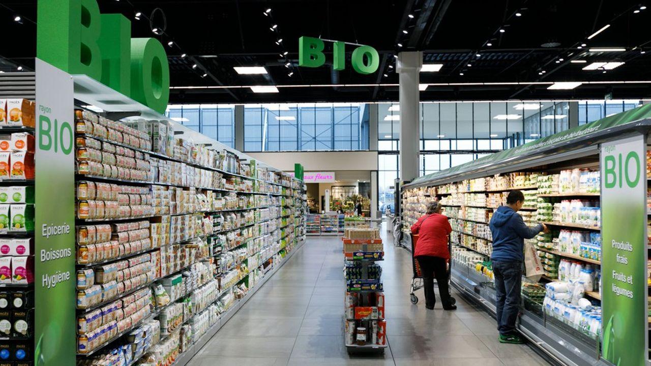 71% des Français consomment des aliments bio au moins une fois par mois, selon l'étude Spirit Insight pour l'Agence Bio.