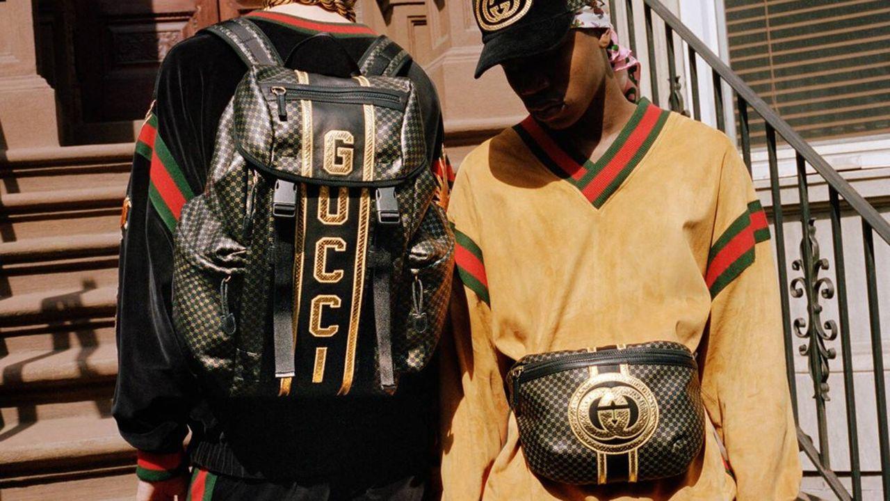 Le partenariat entre Gucci et Dapper Dan, le couturier américain de la scène hip-hop des années 1980, a été dans le Top 3 aux Etats-Unis.