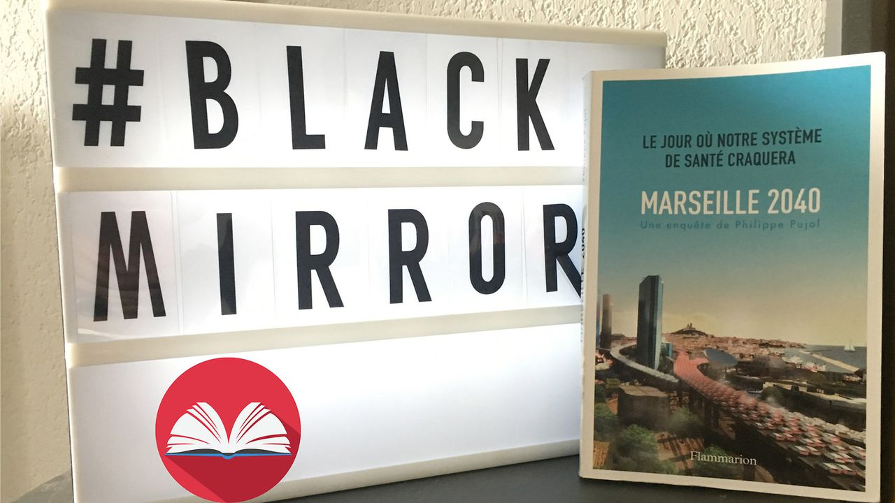Marseille 2040 Le Futur De La Sante Imagine Dans Un Livre Les Echos Start