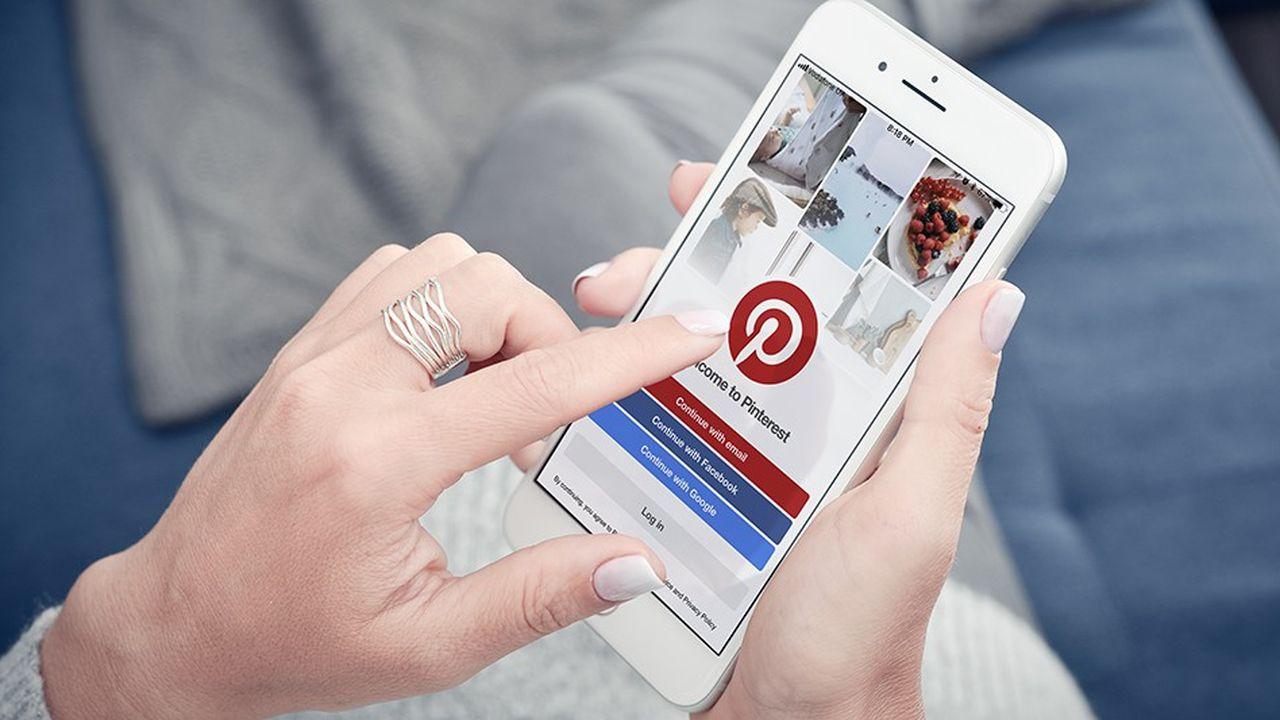 La société américaine a commencé à monétiser son audience en 2014, avec des « pins » publicitaires.