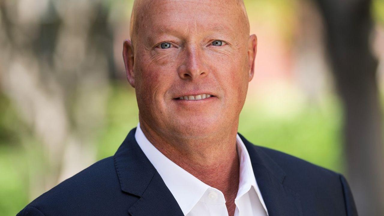 Bob Chapek, le nouveau patron de Disney.