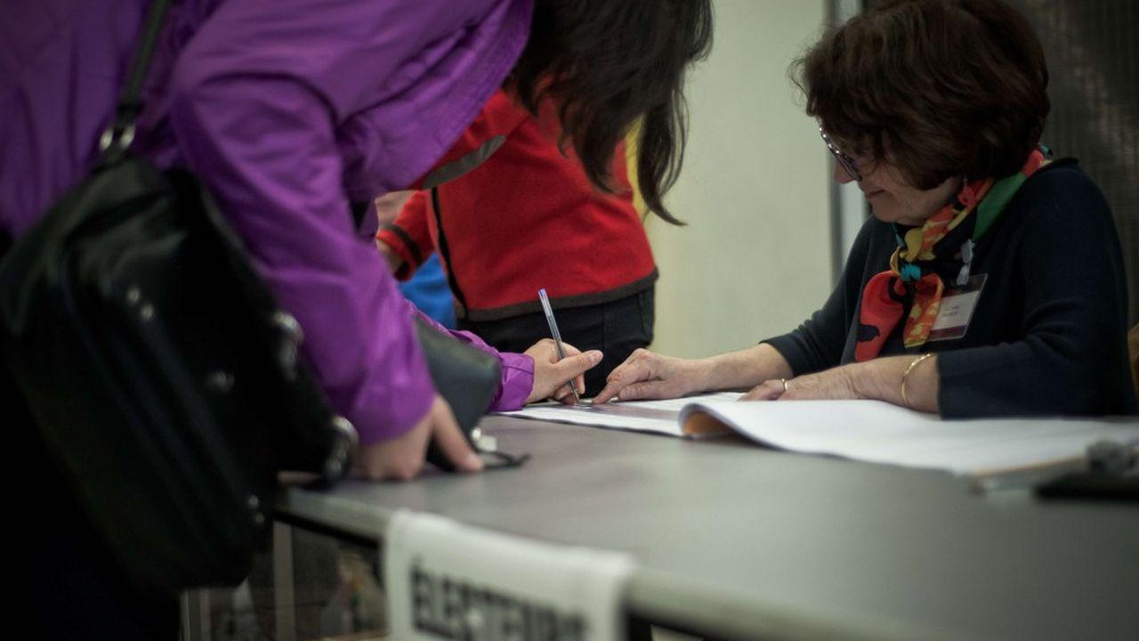 Les inscriptions sur les lises électorales se sont accélérées à partir du 1erjanvier et jusqu'au 7février, date limite pour le faire