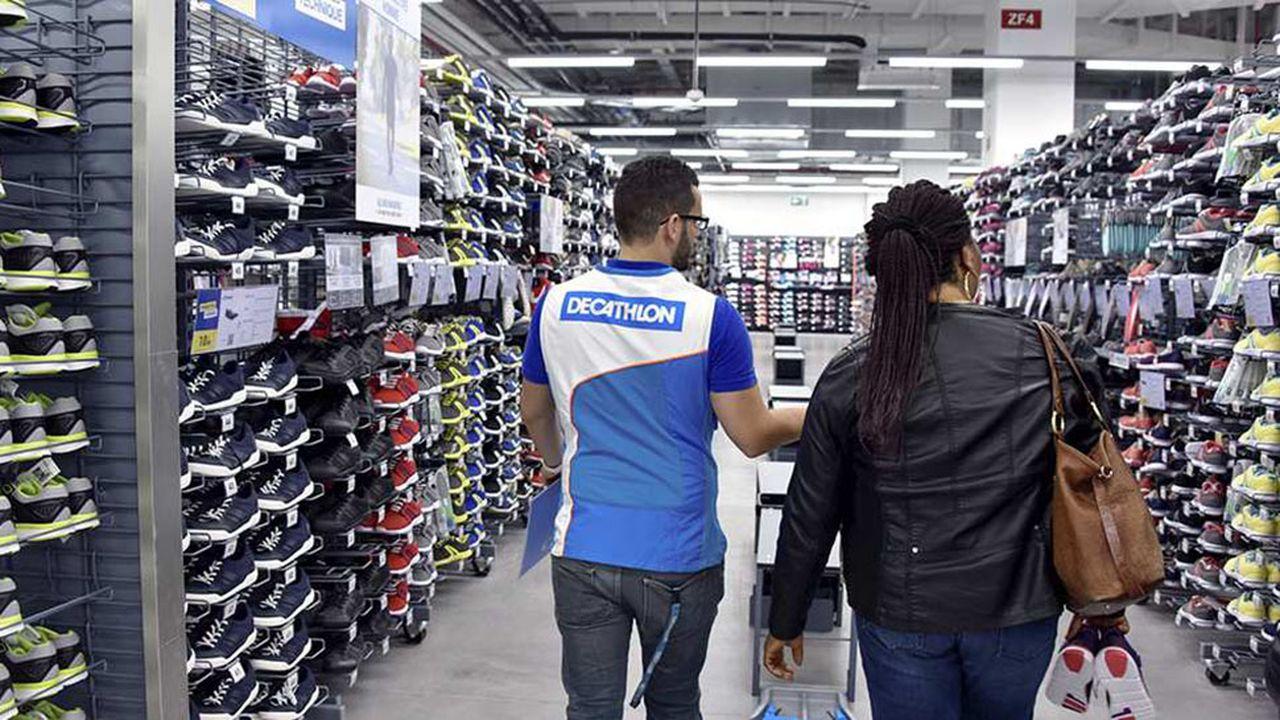 Decathlon n'a rien perdu de sa capacité à séduire les consommateurs.