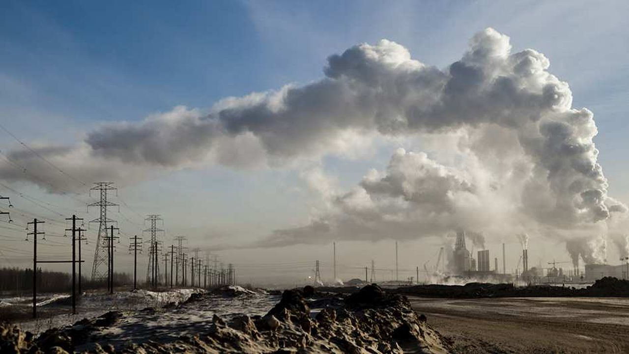 Avec le Ceta, l'Union européenne pourrait tout à fait importer des hydrocarbures très polluants du Canada