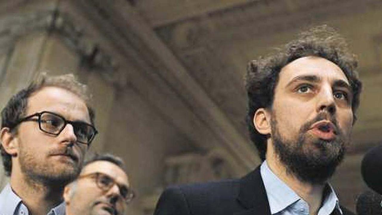 Les deux fondateurs de Heetch, Mathieu Jacob (à gauche) et Teddy Pellerin (à droite), ont écopé d'une amende de 10.000 euros.