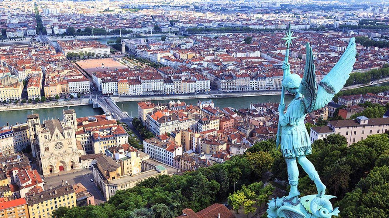 Entre Saône et Rhône, tradition et modernité... Bienvenue à Lyon !