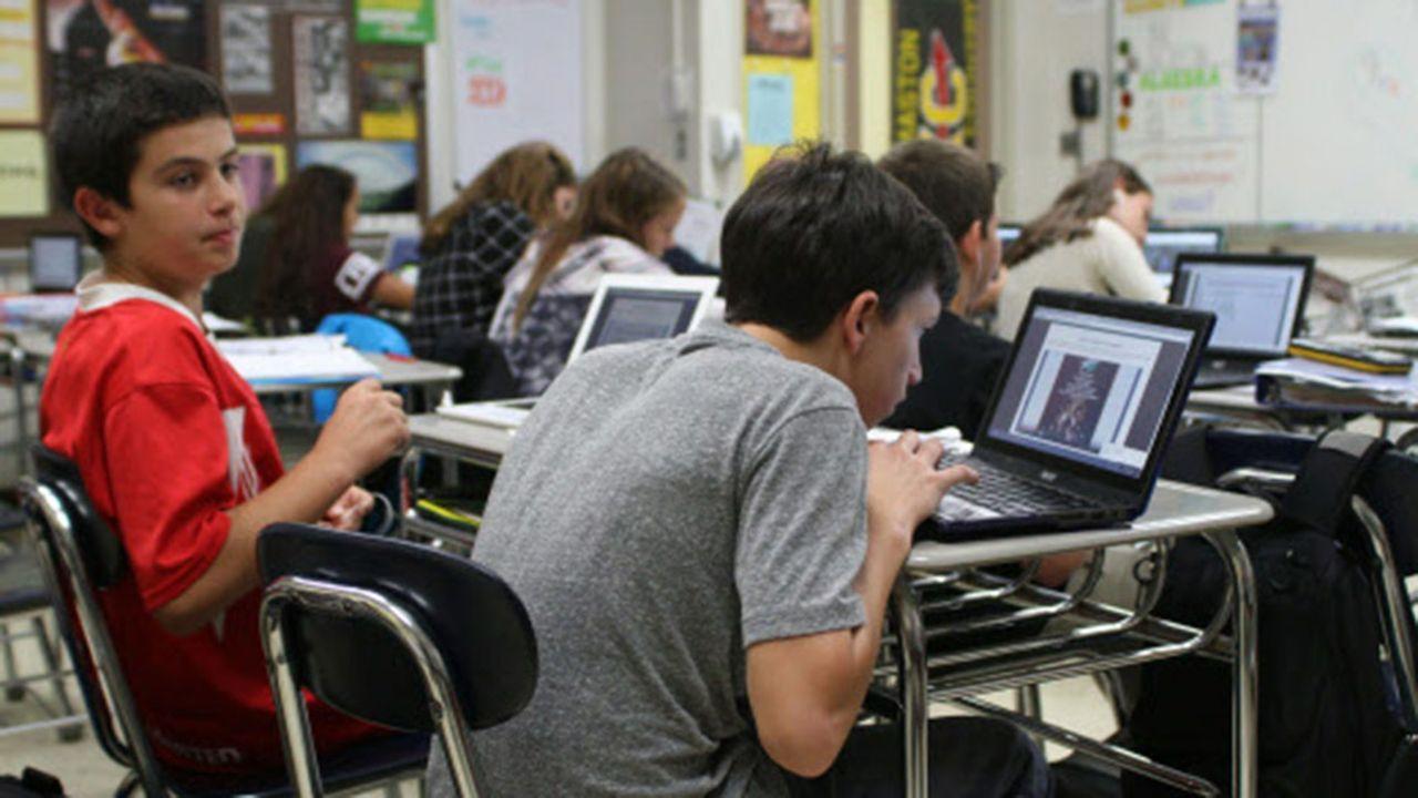Comment Google envahit les salles de classe américaines