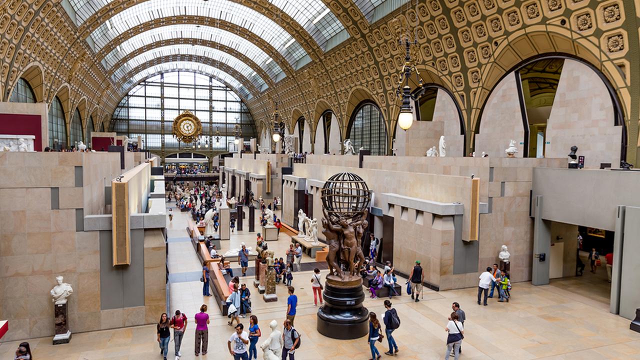 De nombreux musées parisiens sont gratuits pour les moins de 26 ans.