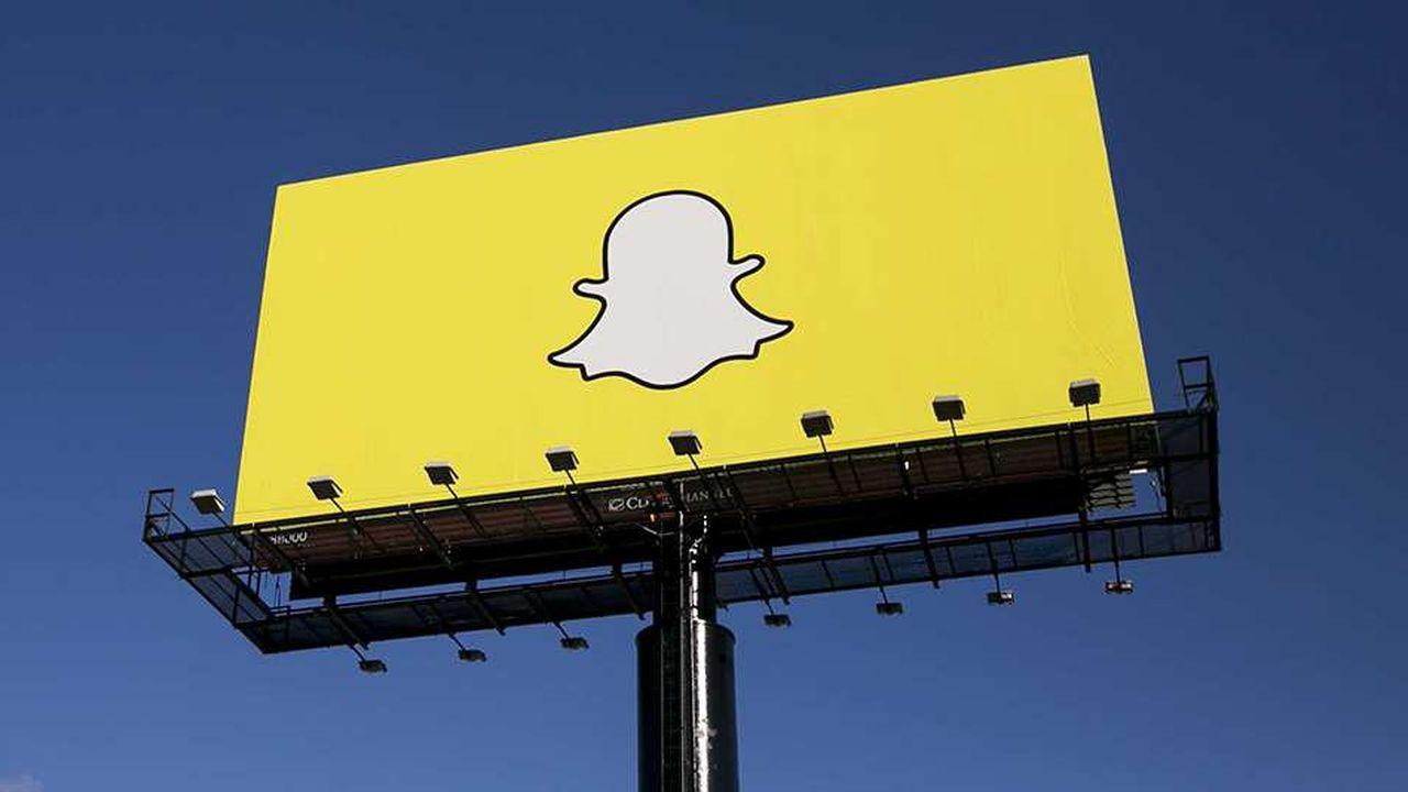 L'application au petit fantôme est le deuxième média social le plus utilisé par les 15-24 ans en France.