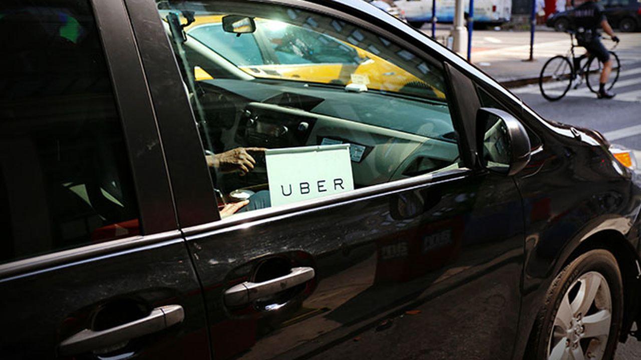 L'étude montre que les chauffeurs Uber gagnent en moyenne 19,90 euros de l'heure