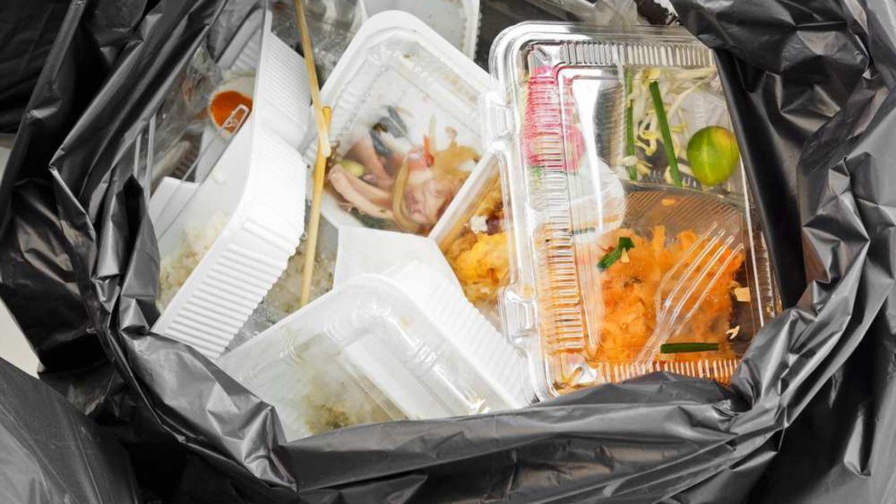 10,24 millions de tonnes de nourriture sont perdues chaque année.