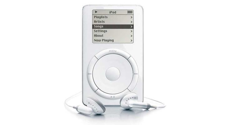 L'ipod d'Apple