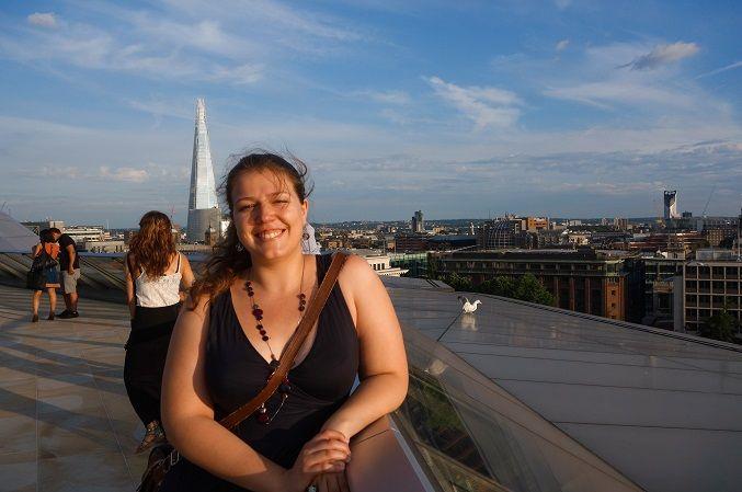 Lors de ses trois années passées à Londres, Lucie a réussi à mettre 20.000 euros de côté pour préparer son tour du monde.