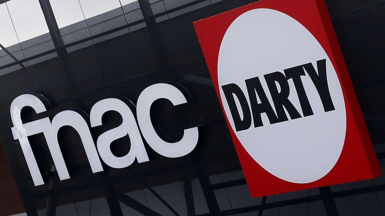 Le groupe Fnac Darty avait lancé en décembre un avertissement sur résultats à la suite des grèves qui ont perturbé les ventes de fin d'année.