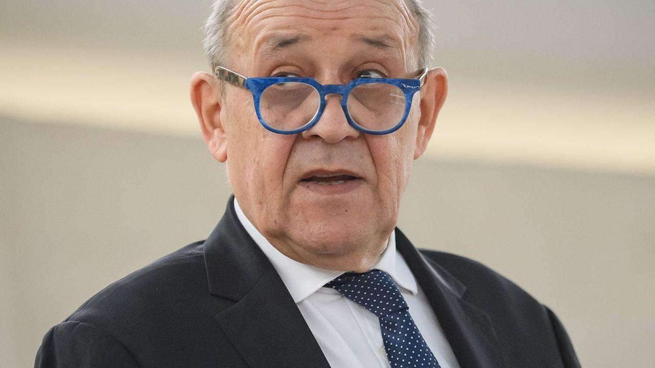 Pour Jean-Yves Le Drian, le ministre des affaires européennes et étrangères, la France va se doter pour la première fois d'une loi de programmation pour sa politique d'aide au développement.