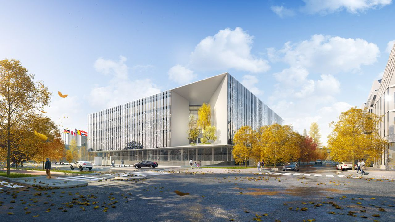 Après avoir étudié plusieurs sites, le CIRC rejoint donc le quartier de Gerland, où sont réunis 2.750 chercheurs et enseignants‐chercheurs.
